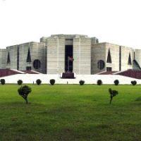 Jatiyo Sangsad Bhaban – National Assembly of Bangladesh