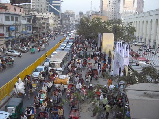 population of Dhaka