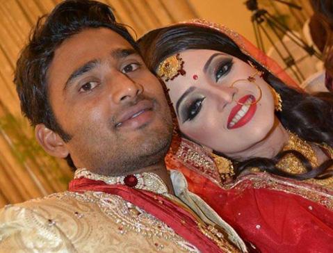 sahadat hossain wife