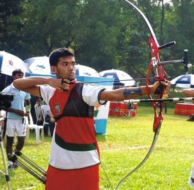 Bangladeshi-archers