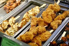 fry foods