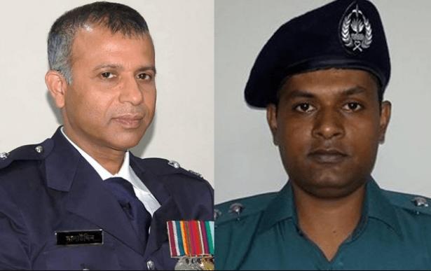 Bangladesh hostage crisis killed 2 police officers