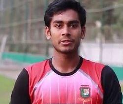 Mehid Hasan Miraz cricketer