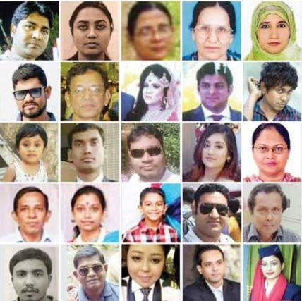 US Bangla Plane Crash Victims