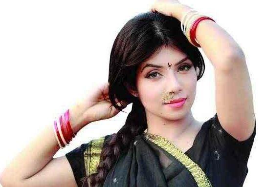 Bangladeshi Actress Nawshaba