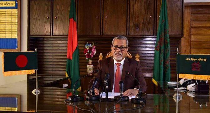 Election Commissioner K M Nurul Huda Speech