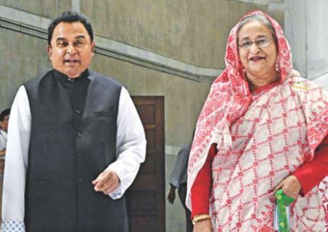 Bangladesh Budget 2019-20 - Prime Minister and Finance Minister